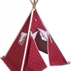 Berrado Çocuk Çadırı Oyun Evi Kızılderili Çadırı