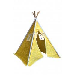 Berrado Ahşap Kızıldereli Çadırı Oyun Evi
