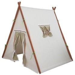 Berrado Ahşap İskeletli Çocuk Oyun Evi Çadırı